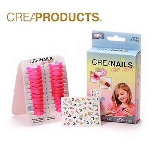 Original CreaNails for KIDS - Apply Nail Polish with Ease!