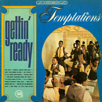 Temptations, The - Gettin' Ready (Vinyl LP - 1966 - US - Original)
