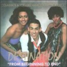 Destination - From Beginning to End [New CD]