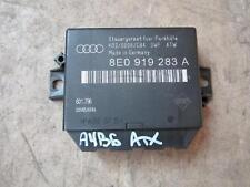 Steuergerät Einparkhilfe Audi A4 B6 8E A6 4B Parkhilfe PDC 8E0919283A