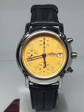 OROLOGIO LUCIEN ROCHAT SWISS MADE AUTOMATIC CRONO 21621025 NUOVO!! -40% OFF