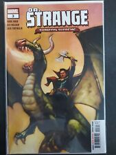 Doctor Strange Surgeon Supreme #3 Marvel NM Comics Book
