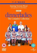 DINNER LADIES - THE COMPLETE COLLECTION - DVD - REGION 2 UK