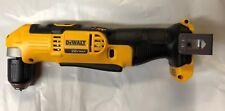 Dewalt DCD740B 20 voltios 3/8 ángulo Recto Taladro herramienta Desnudo Nuevo