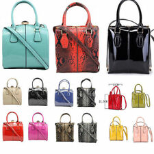 Clasp Faux Leather Outer Handbags Totes