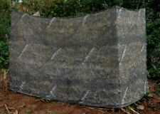 Camo wildlife hide net / Pigeon shooting netting / 1.5x4m 2 layer stealth net