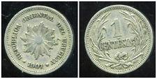 URUGUAY  1 centesimo 1901