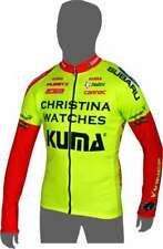 CHRISTINA WATCHES - KUMA 2014 Langarmtrikot - Nalini