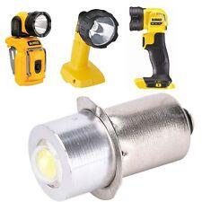 18v LED bulb for Dewalt 18v XR DW919 & DW908 & DW906 torch flashlight