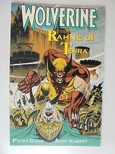 US Marvel Comic Wolverine - Rahne of Terra Zustand 1-
