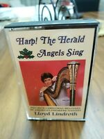 LLOYD LINDROTH - Harp The Herald Angels Sing - Cassette