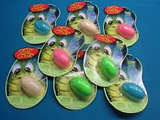Silly Putty-Glow - 8 Pack NEW! FREE SHIPPING!!