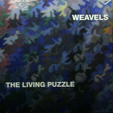 CD WEAVELS - the living puzzle, nuevo - embalaje original