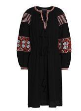 Antik Batik Modi Aztec Dress RRP £265 Size: Ex/Sm BNWT