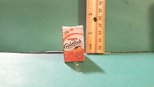 Barbie 1:6 Kitchen Food Miniature Bag of Goldfish Crackers