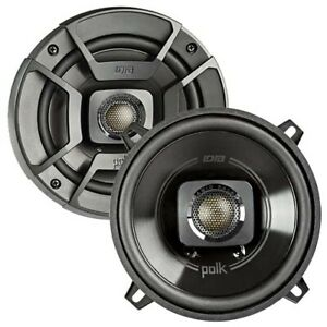 """Polk Audio DB402 4"""" 135W 2 Way Car Speakers"""