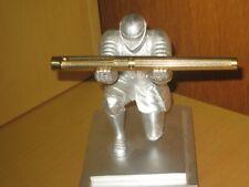 Vintage Gold Plated Sheaffer USA White Dot  Targa Pen With 14ct 585 Gold Nib.