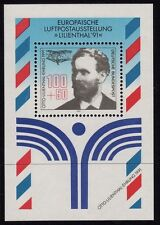 """Germany 1991 Airmail Exhibition """"LILIENTHAL '91"""" SG MS2408 MNH"""