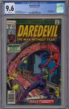 Daredevil #152 CGC 9.6 NM+ Wp Vs. Paladin Battle Cvr Marvel Comics 1978 Gil Kane