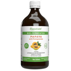 Elanature Bio-fermented Papaya 500 ml