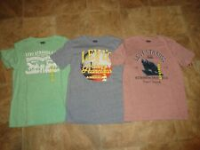 Lot of 3 Boys Levis Short Sleeve Shirts Size Large NWT