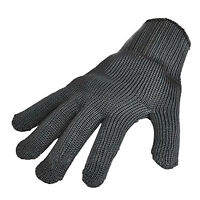 Wire Safe Anti-Slash Knife Cut Proof Static Stab Resistance Protect Glove T1
