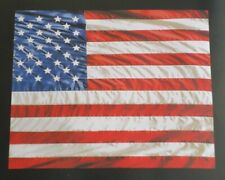 New listing New Patriotic Us Usa American Flag Polar Fleece Throw Blanket 4th of July Soft