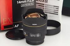 Sigma f. Sony / Minolta AF 14mm/2,8 Aspherical // 30117,8