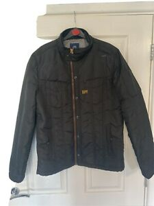 G-Star Raw Originals Padded Quilted Jacket L Large Gstar Bomber