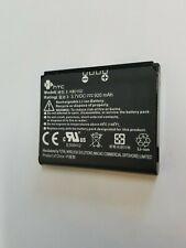 Battery Replacement Kii 0160 For HTC Shadow 3.7VDC 920mAh Z710E G14 XE Z715E G18