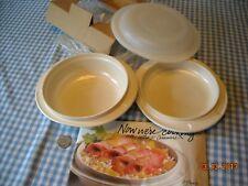 Tupperware~Vtg~NEW~ULTRA21~16Oz Casserole Set~OvenWare/Microwave~Oven Bake~NOS!!