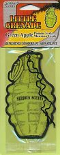 Grenade Air Fresheners Green Apple Real Price Great Product Made In U.S.A.