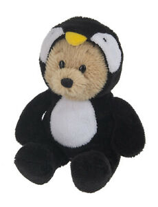 Ganz Wee Bears - Penguin Stuffed Animal, 6 Inch