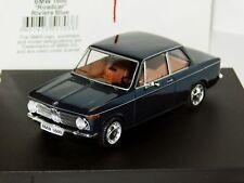 BMW 1600 ROAD CAR RIVIERA BLUE TROFEU 1703B 1/43