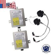 2x Xenon Ballast HID Headlight Unit For X6T02971 2002-2005 Acura TL TL-S 3.2