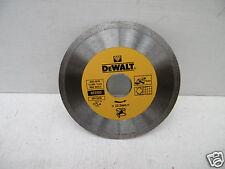 "DEWALT DT3703 41/2"" 115MM ANGLE GRINDER  HARD MATERIAL DIAMOND CUTTING DISC"