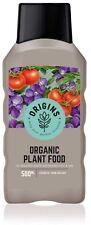 Origins Organic Garden Plant & Crops Feed Food Fertiliser Liquid - 500ml