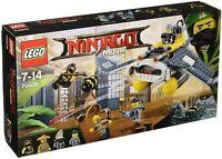 LEGO 70609 Manta Ray Bomber Ningago MISB (2017) nuovo sigillato