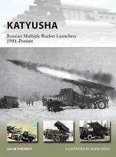 KATYUSHA - PRENATT, JAMIE/ HOOK, ADAM (ILT) - NEW PAPERBACK BOOK
