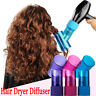 Curly Hair Salon Wind Spin Roller Hairdryer Diffuser Hair Curler By Hair Dryer-