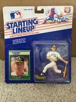 1989 Starting Lineup Mark McGwire Oakland A's Baseball MLB SLU⚾️