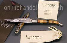 Laguiole en Aubrac  L0212WSI/FSB1  Woodstock 12 cm  Taschenmesser  Messer