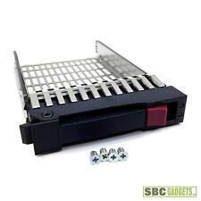 HP Hard Drive Tray Caddy w/Screws For DL380 DL360 G5 SATA/SAS HDD
