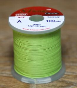 [HITENA] STWRAP Rod Wrapping Thread - NCP (No Color Preserver) Winding Thread