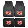 Auburn University 2pc & 4pc Mat Sets-Heavy Duty-Cars,Trucks,SUVs