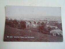 "INGLETON Viaduct+Ingleboro"" Real Photo Postcard Franked+Stamped 1908   §A2201"