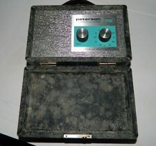 Peterson Model 70 Battery Powered Chromatic Tuner Vintage