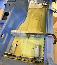 Datsun 240z Floor Pans and Full Length Floor Rails