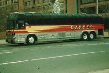 Dapper Prevost bus Kodalux original Kodak slide