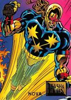 NOVA / Marvel Universe Series 5 (1994) BASE Trading Card #74